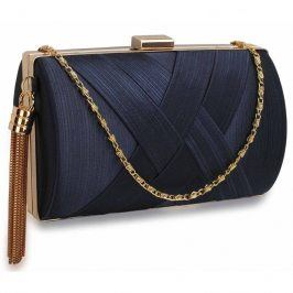 Dámské psaníčko LS Fashion Natasha - modrá