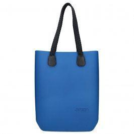Dámská trendy kabelka Ju'sto J-High Nil - modro-černá