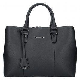 Dámská kabelka Hexagona 645152 - černá