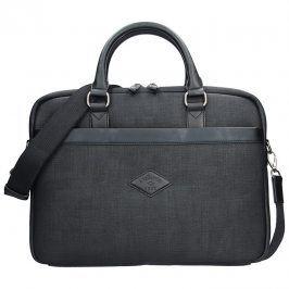 Pánská pracovní taška Lee Cooper Albert - černá
