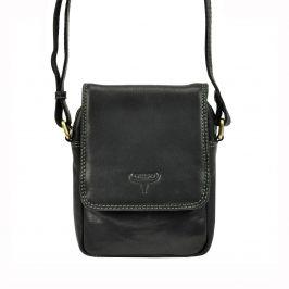 Pánská taška přes rameno Always Wild Bufall - černá