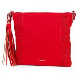 Dámská crossbody kabelka Tamaris Alison - červená