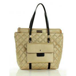 Dámská kabelka Monnari 6980Lb - zlatá