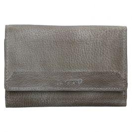 Dámská kožená peněženka Lagen Denisa - taupe