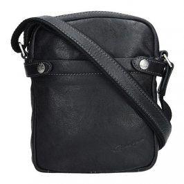 Pánská taška přes rameno Gérard Henon Tommas - černá