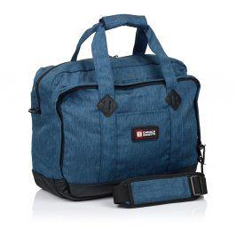 Pánská taška přes rameno Enrico Benetti Montevideo - modrá