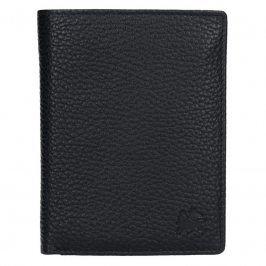 Kožená pánská peněženka Lerros Fredy - černá