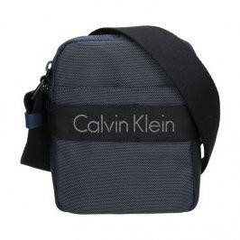 Pánská taška přes rameno Calvin Klein Hardy - modrá