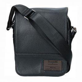 Pánská taška přes rameno Bugatti Moto F - černá