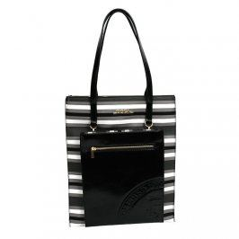 Dámská kabelka Doca 9785 - černá