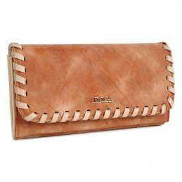 Dámská peněženka Doca 64654 - hnědá