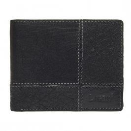 Pánská kožená peněženka Lagen 2108/T - černá