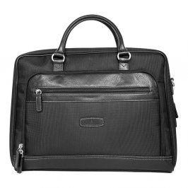 Pánská taška přes rameno Hexagona 293803 - černá
