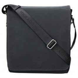 Pánská taška přes rameno Hexagona 299163 - černá