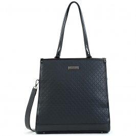 Dámská kabelka Doca 15151 - černá