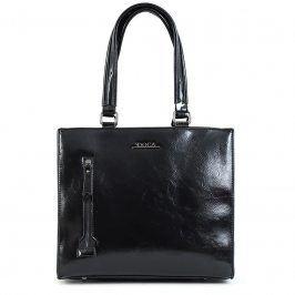 Dámská kabelka Doca 15691 - černá
