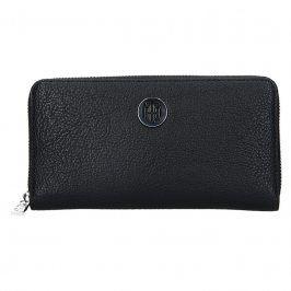Dámská peněženka Tommy Hilfiger Silva - černá