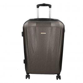 Cestovní kufr Marina Galanti Fuerta M - tmavě šedá 78l