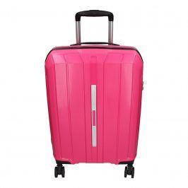 Cestovní kufr Snowball Barcelona S - růžová 35l