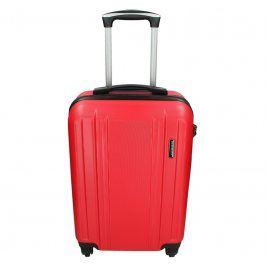 Cestovní kufr Madisson Reina S - červená 36l