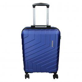 Cestovní kufr Marina Galanti Reno S - modrá 39l