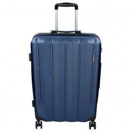 Cestovní kufr Marina Galanti Nova L - modrá 95l