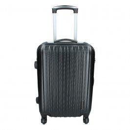 Palubní cestovní kufr Madisson Bilbao - černá 39l