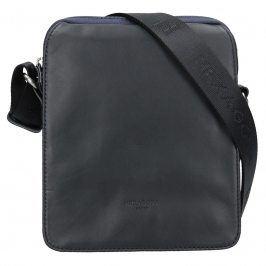 Pánská taška přes rameno Hexagona 299162 - černo-modrá