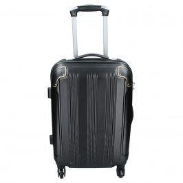 Cestovní kufr Madisson Michaela S - černá 42l