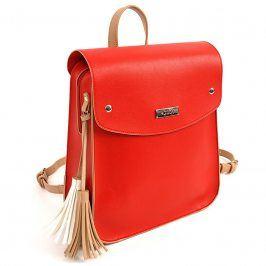 Dámský batoh Doca 15042 - červená