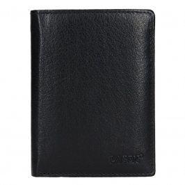 Pánská kožená peněženka Lagen Josef - černá