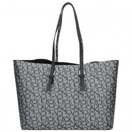 Dámská kabelka Calvin Klein Vinete - šedá