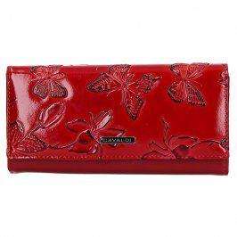 Dámská peněženka Cavaldi Monic - červená