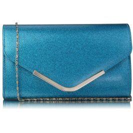 Dámské psaníčko LS Fashion Kaila - modrá