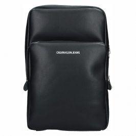 Pánská cross taška přes rameno Calvin Klein Edmond - černá
