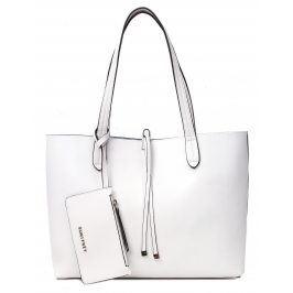 Trendy dámská kabelka Suri Frey Georgia - bílá
