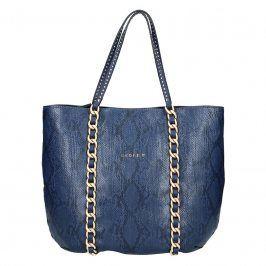 Dámská kabelka Sisley Pavola - modrá