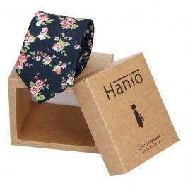 Pánská kravata Hanio Andrew - černá