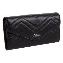 Dámská peněženka Doca 65013 - černá