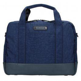 Pánská taška přes rameno Bugatti Bern - modrá
