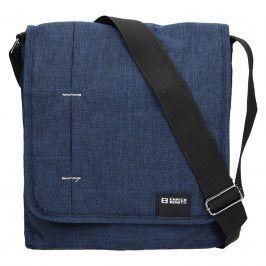 Pánská taška přes rameno Enrico Benetti Eric - modrá