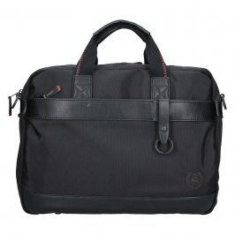Pánská pracovní taška Lerros Ivan - černá