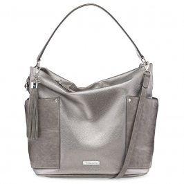 Dámská kabelka Tamaris Edna - stříbrno-šedá
