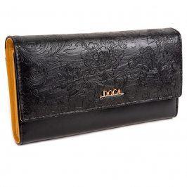 Dámská peněženka Doca 64979 - černá