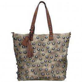 Trendy dámská kabelka Suri Frei Paula - khaki