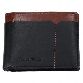 Pánská kožená peněženka Always Wild Joan - černá