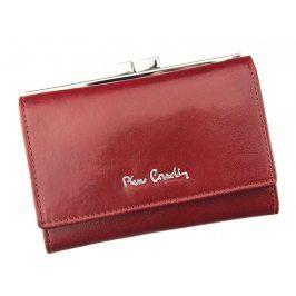 Dámská kožená peněženka Pierre Cardin Emma - vínová