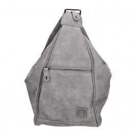 Moderní dámský batoh Enrico Benetti 66250 - šedá