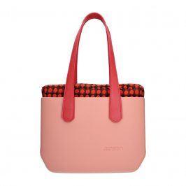 Dámská trendy kabelka Ju'sto J-Wide Nora - růžovo-červená