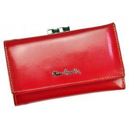 Dámská kožená peněženka Pierre Cardin Silva - červená